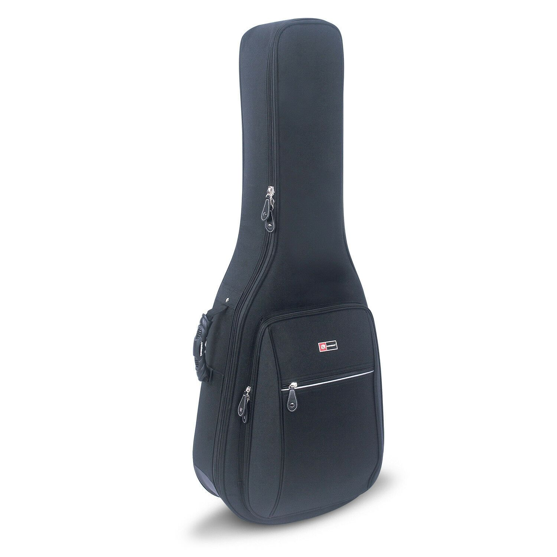 Crossrock Crdg105 Deluxe Acoustic Dreadnought Guitar Gig Bag 25mm Multi Layer Guitar Bag Yamaha Acoustic Acoustic