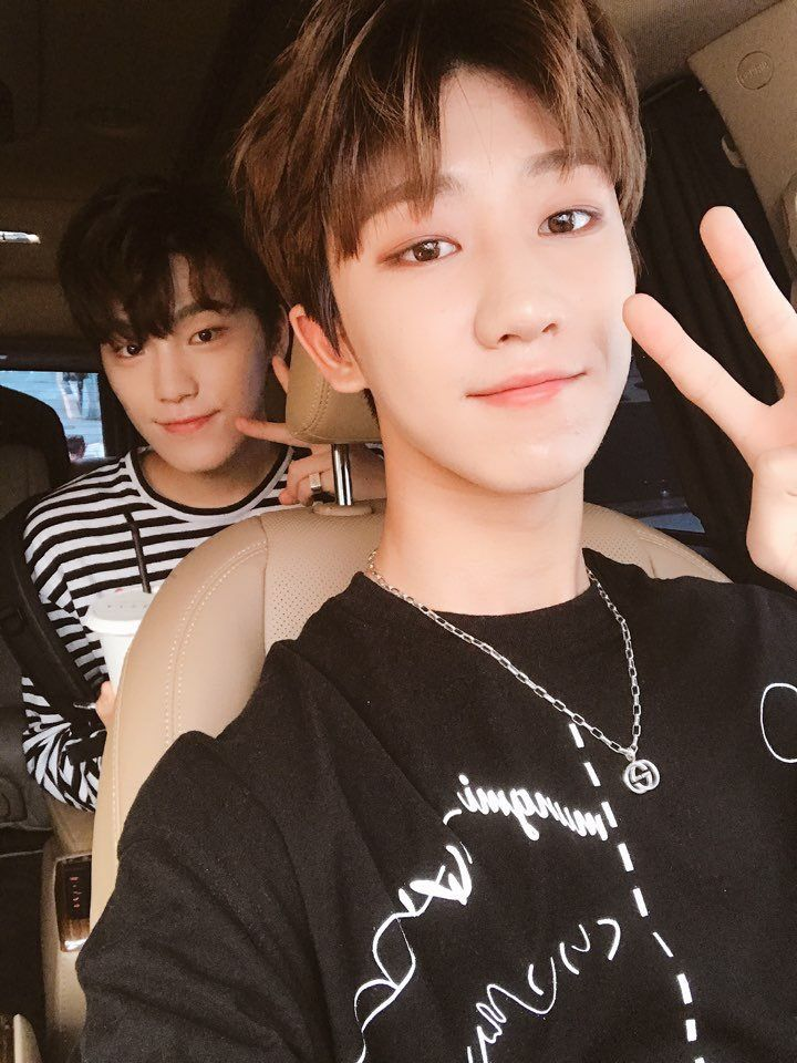 Update 17 Year Old Hartland Boy Located And Safe: Seventeen Twitter Update: @pledis_17 Dino And The8