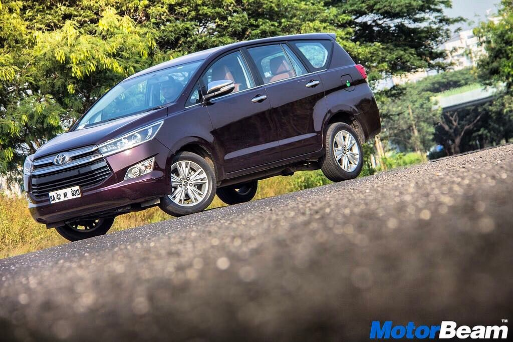 India Loves This Mpv Be It For Commercial Segment Or Private Car Buyers Toyotainnovacrysta Japanese Car Motorbeam In Toyota Innova Car Buyer Instagram