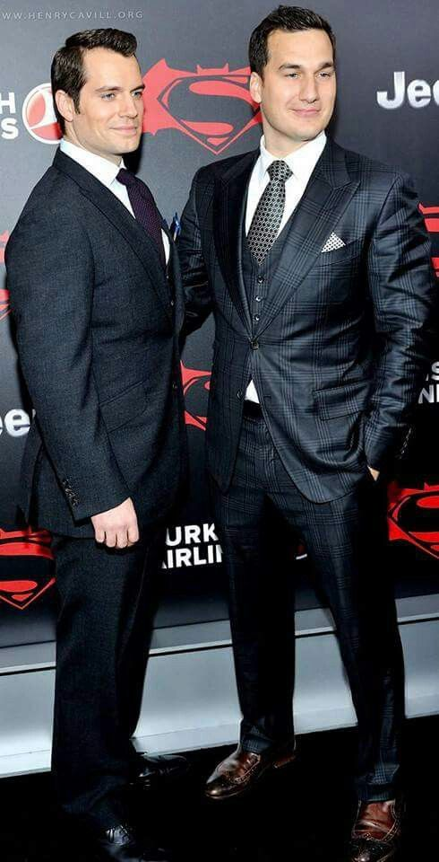 The cavill brothers