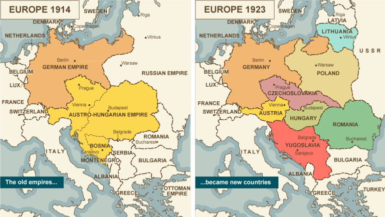 Image Result For Italy After Ww1 Map Germany Poland Belgium