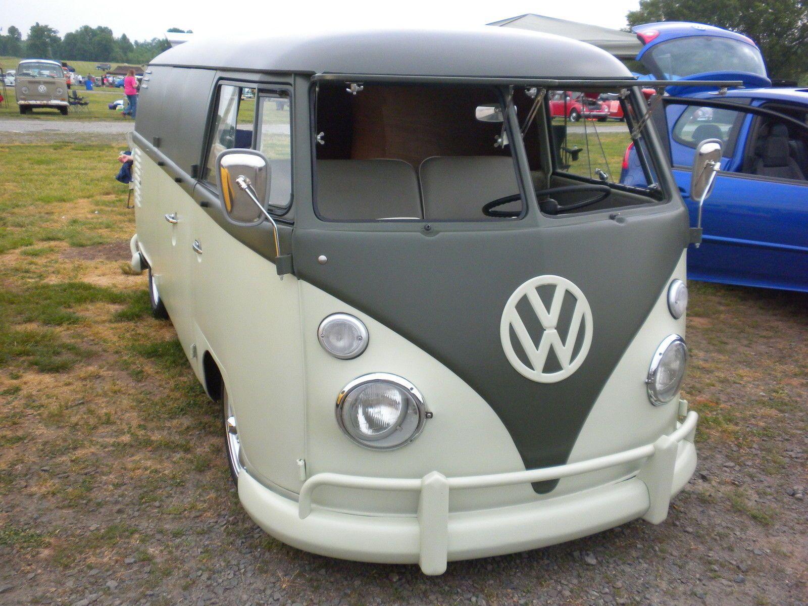 1962 VW PANEL BUS