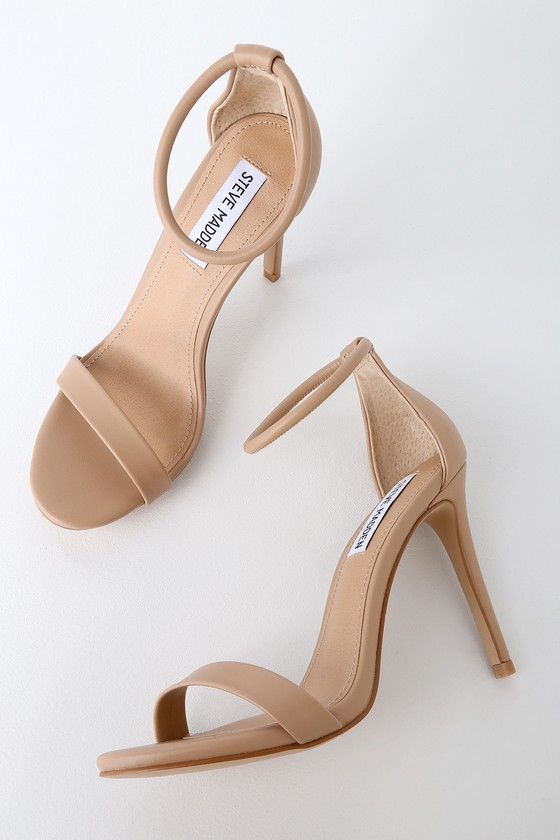 new list new specials new images of Soph Natural Ankle Strap Heels in 2019 | Heels, Ankle strap ...