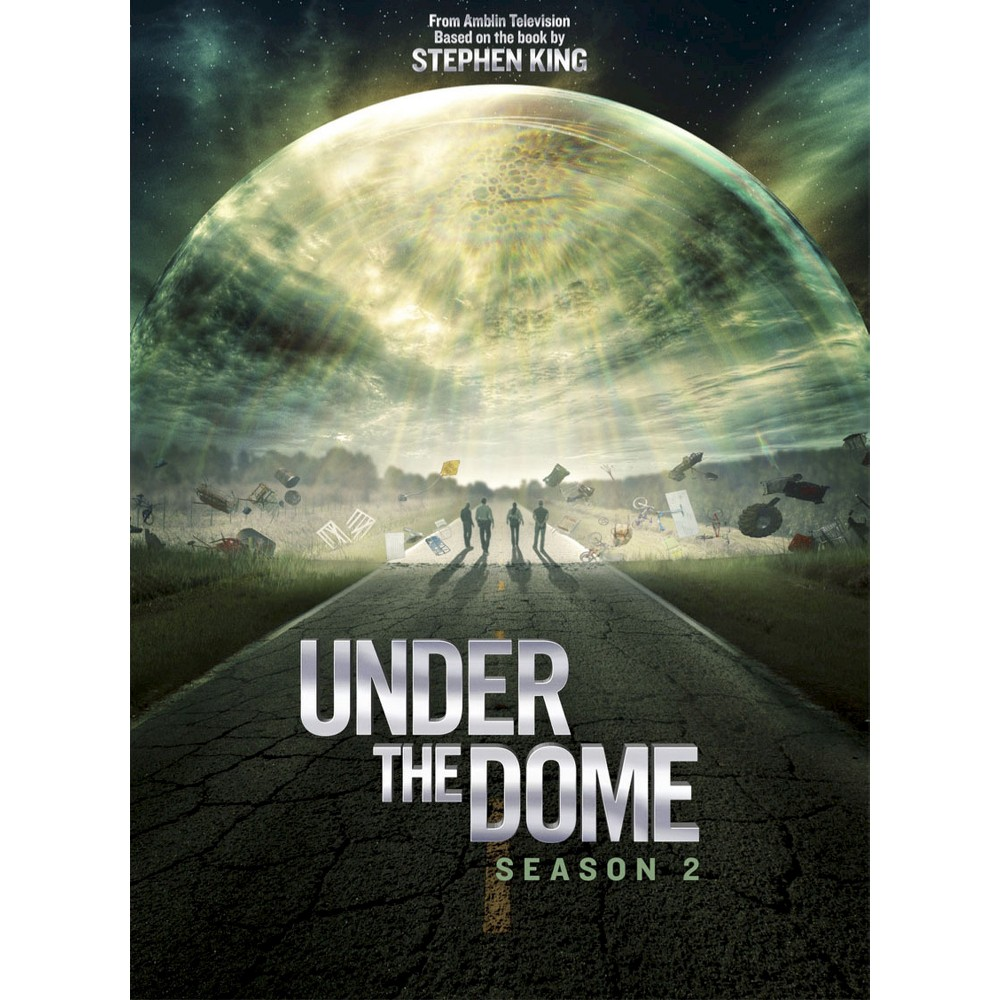 Under The Dome Season 2 Dvd Under The Dome Seasons Stephen King