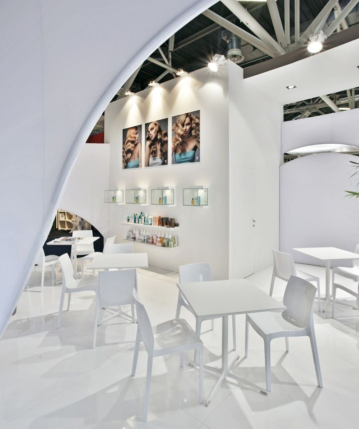 Barex Italiana stand at Cosmoprof by Act Events, Bologna – Italy