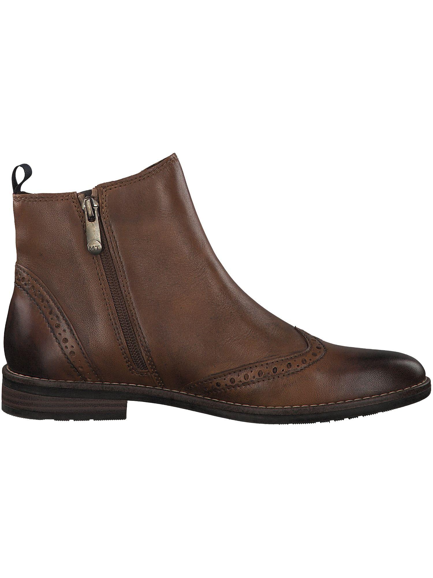 MARCO TOZZI Chelsea Boots Damen, Braun, Größe 39   Chelsea