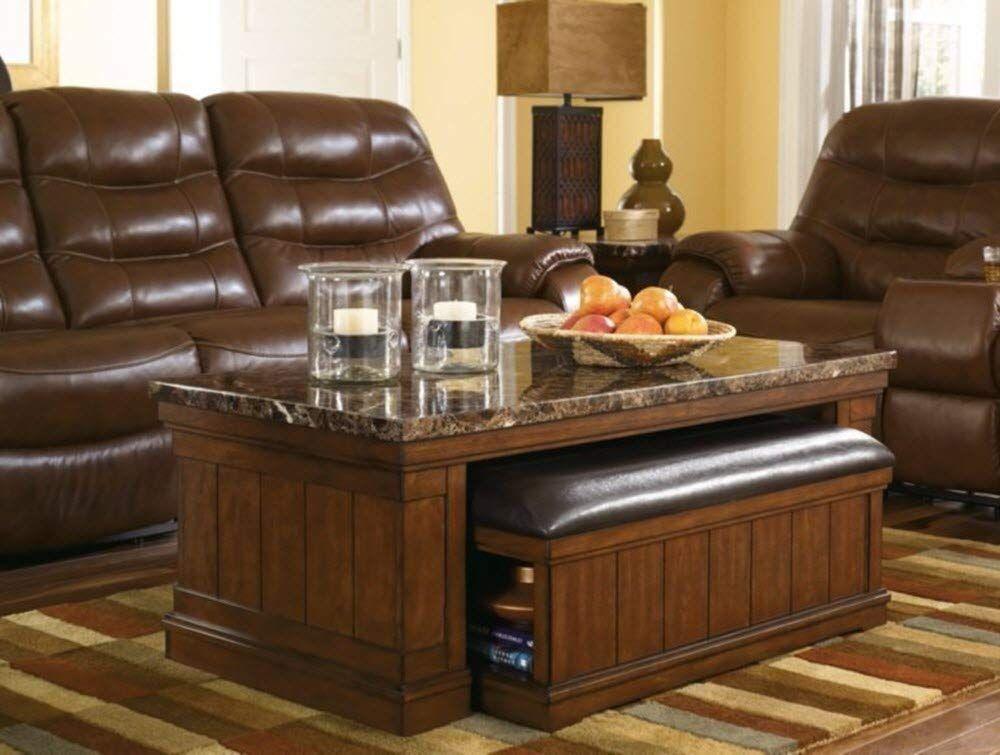 Ashley furniture signature design merihill coffee table