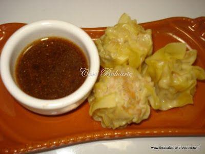 CASA BALUARTE: Shrimp and Pork Siomai Recipe