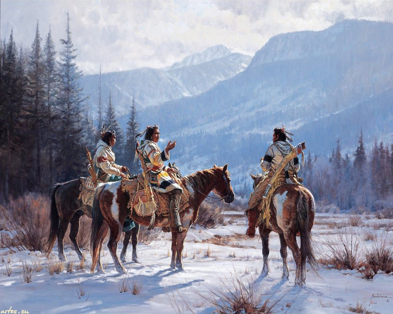 Image detail for -... Martin Grelle festménye, Martin Grelle festménye,, ,,,, Martin