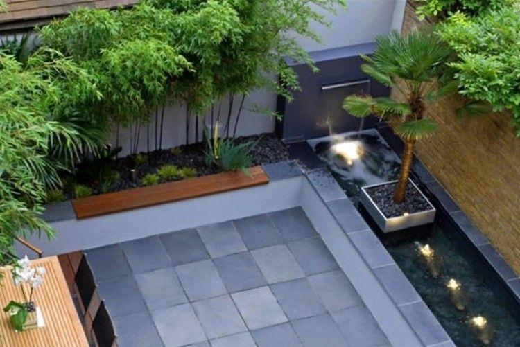Bassin terrasse nenuphar design recherche google