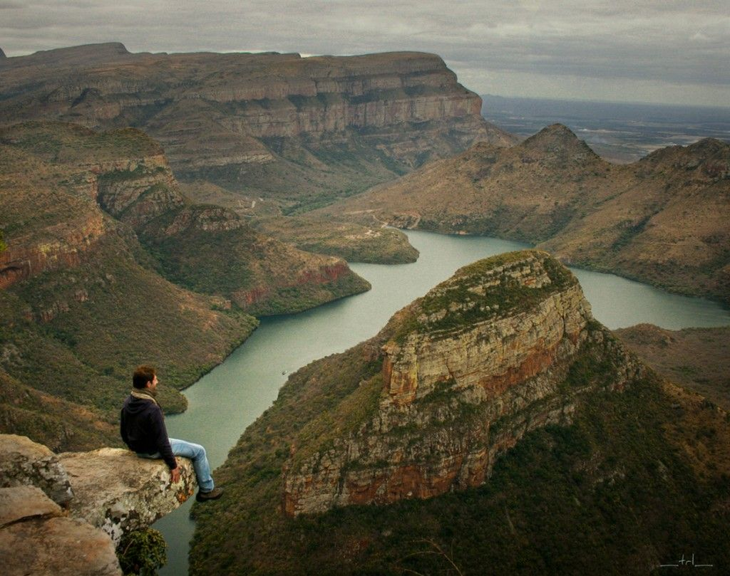 SOUTH AFRICA...Blyde River Canyon Nature Reserve (also known as ...