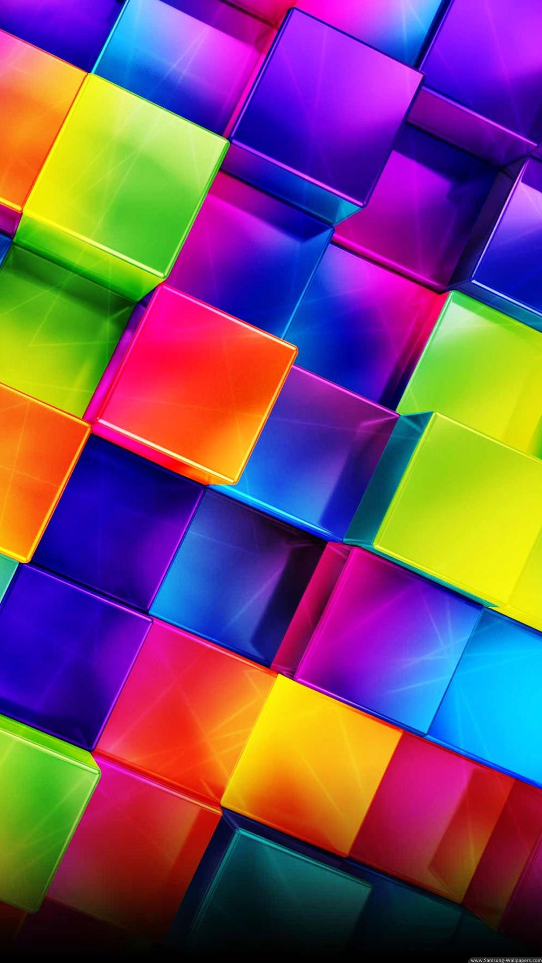 Colorful Image By R Louie Geometric Wallpaper Iphone S5