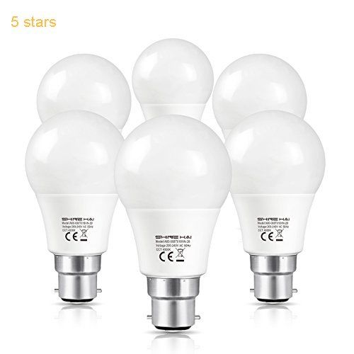 Shine Bayonet Equivalent Daylight Non Dimmable Light Bulb Energy Saving Light Bulbs Light Bulbs