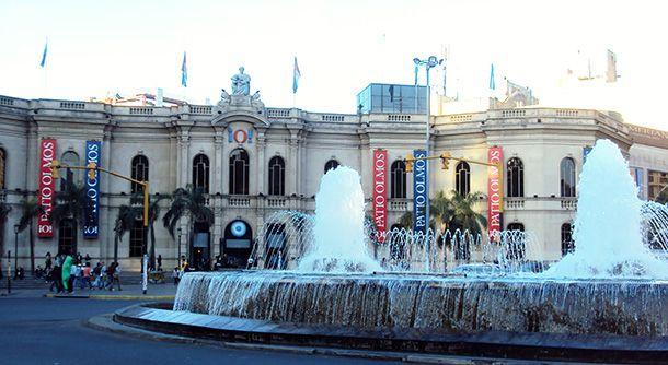 El Shopping Patio Olmos En Pleno Centro De Córdoba Disfruta