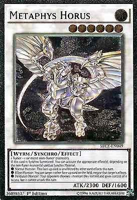 Collectible Card Games Yu-Gi-Oh! Individual Cards Metaphys
