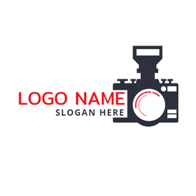 Simple Black Camera Logo Design Camera Logos Design Camera Logo Photography Logos