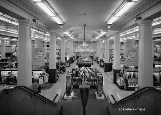 Inside O Neil S Department Store Akron Ohio Loved That