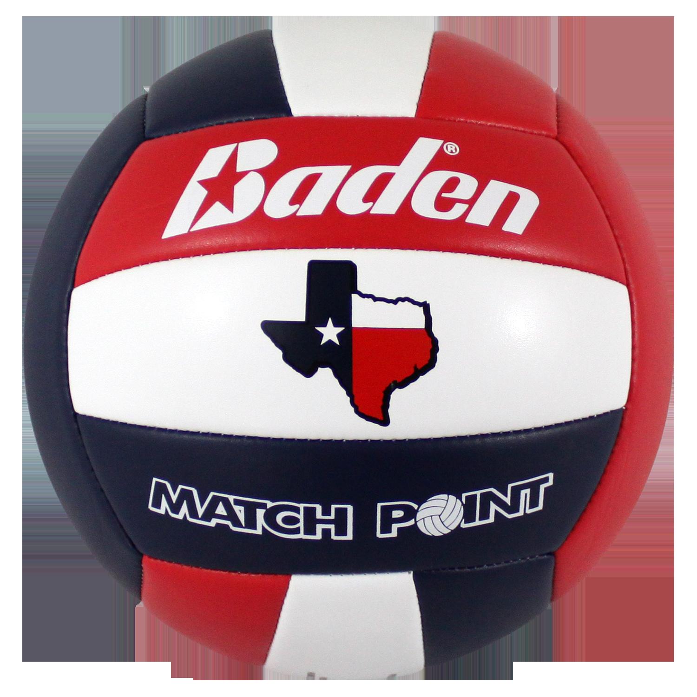 Texas Volleyball Match Point Baden Volleyball