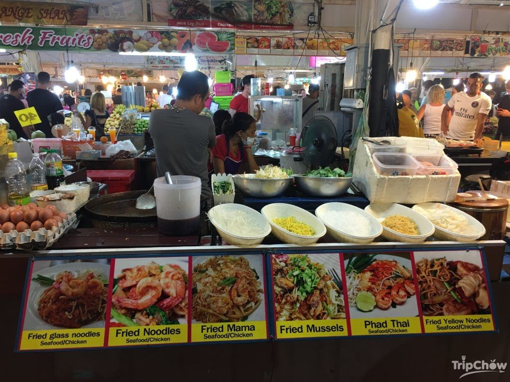 Best fried noodles stall