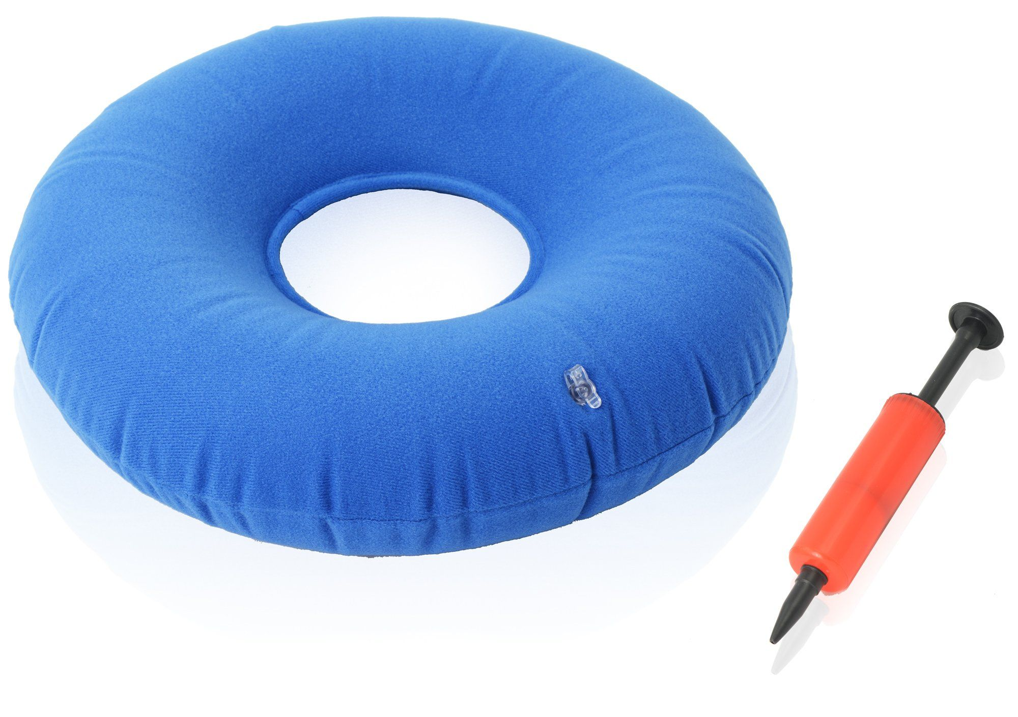 "Dr. Frederick's Original Donut Cushion 15"" Inflatable"