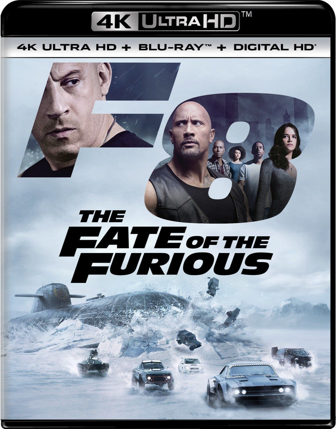People Critical That The Series Should Have Ended With Number Seven Will Be Pleasantly Surprised By This Film Fa Fate Of The Furious Furious Movie The Furious
