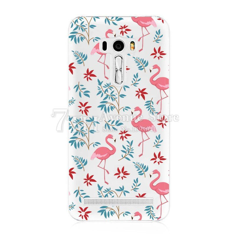 Fashion Soft TPU Case For Asus Zenfone Selfie ZD551KL 5.5 inch Transparent Soft Silicone Cover Phone Cases For Zenfone Selfie