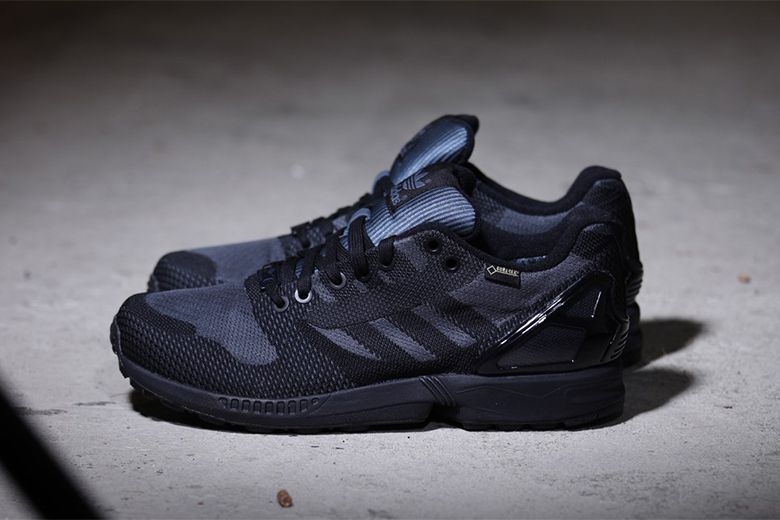 Adidas Flux Zx All Black