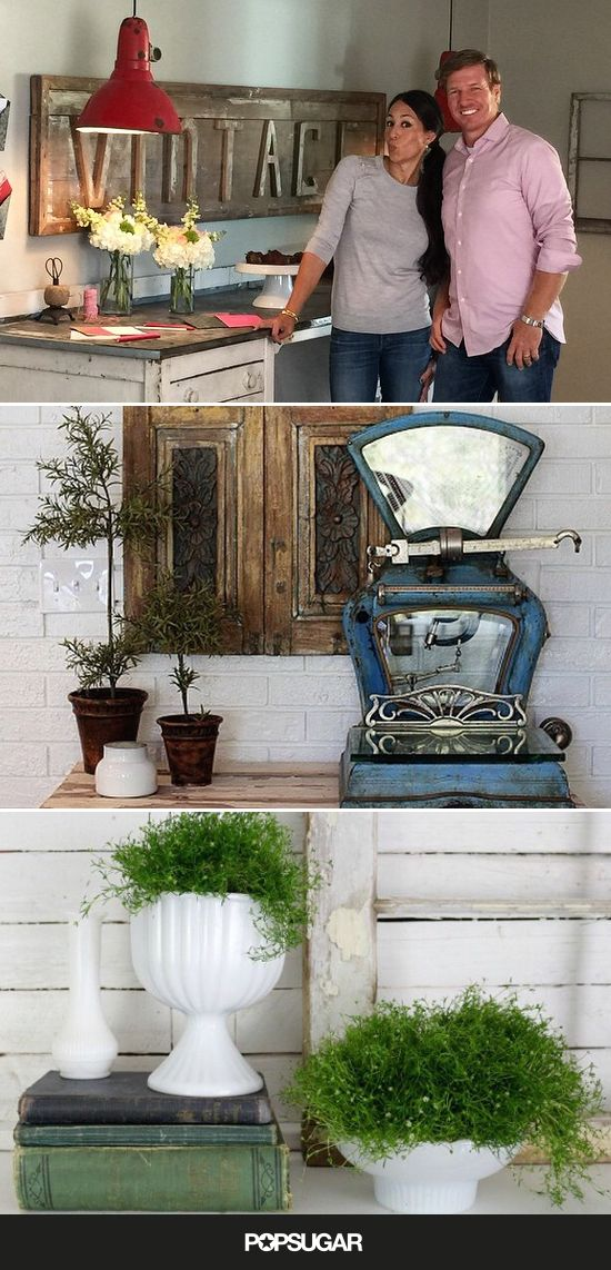 20 vintage decorating ideas inspired by chip and joanna gaines fixer upper. Black Bedroom Furniture Sets. Home Design Ideas