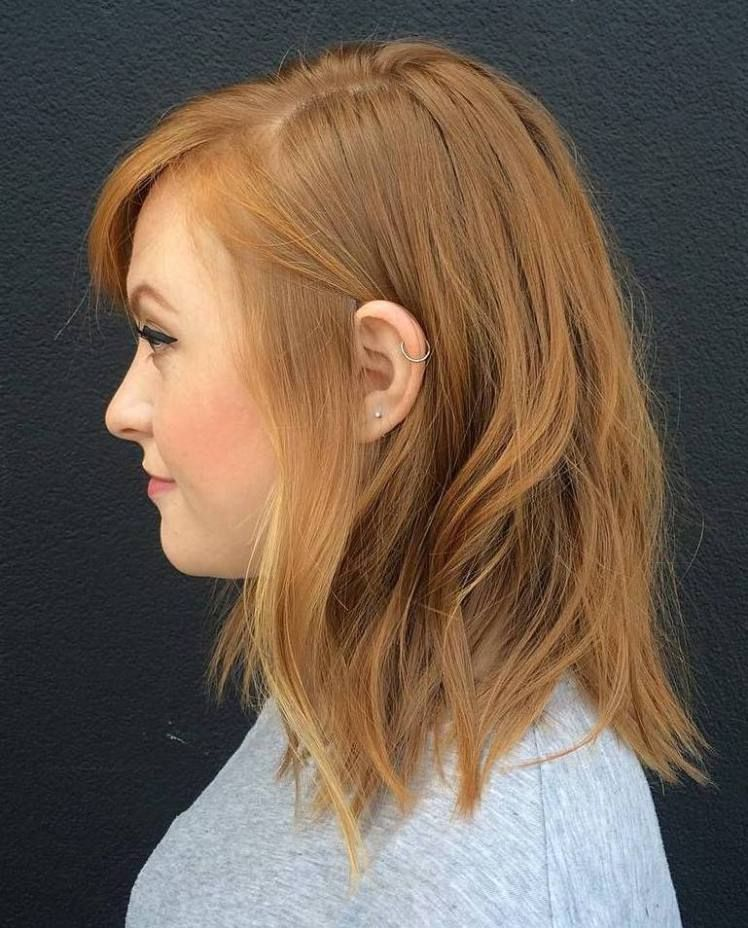 Medium Hairstyles For Fine Hair Inspiration 70 Devastatingly Cool Haircuts For Thin Hair  Medium Choppy