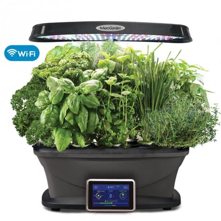 Bounty Wi Fi Hydroponics Diy Hydroponic Farming 400 x 300
