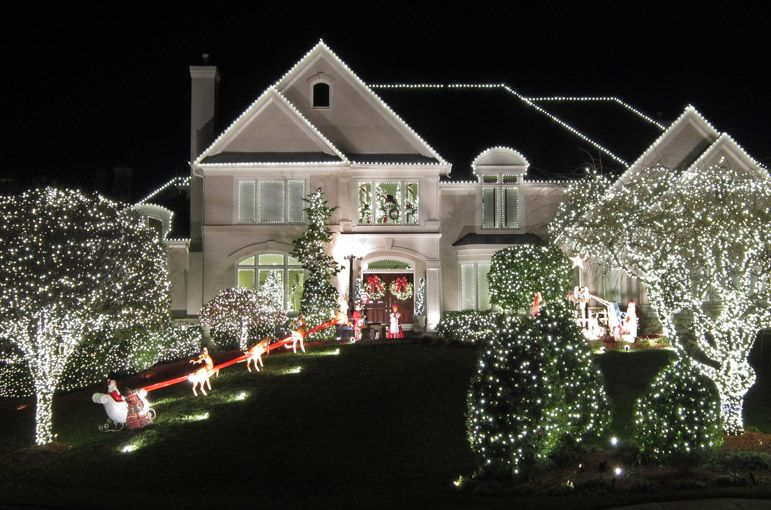 Outdoor Christmas Lights Http Www Christmaslightsetc