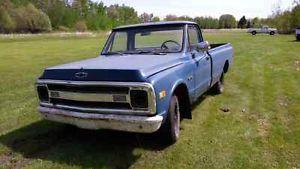 C10 Truck All Original Truck Winnipeg Manitoba 750 C10 Trucks