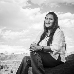 MEET DRU | Etkie.com Dru is Etkie's lead beader and designer. She grew up on the Tohajiilee reservation and learned to bead when she was 15. Her favorite moments are spent outdoors with her family and seeing new places. Her beadwork has been featured in Paris, Berlin and San Francisco.