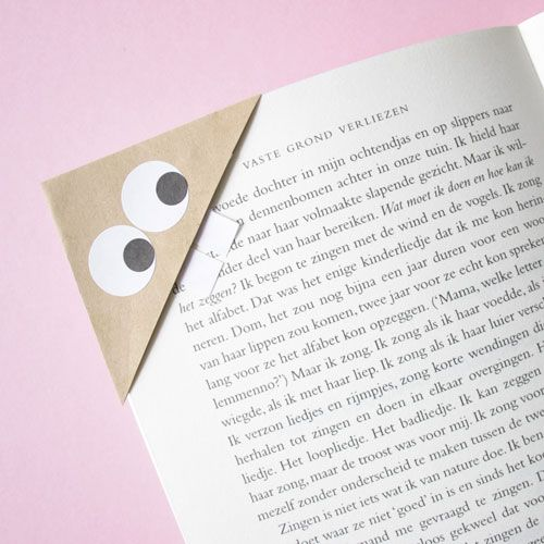 Moved With Images Monster Bookmark Crafty Kids Crafts For Kids