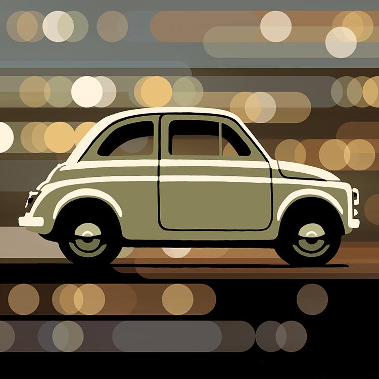 Automotive Art, Car