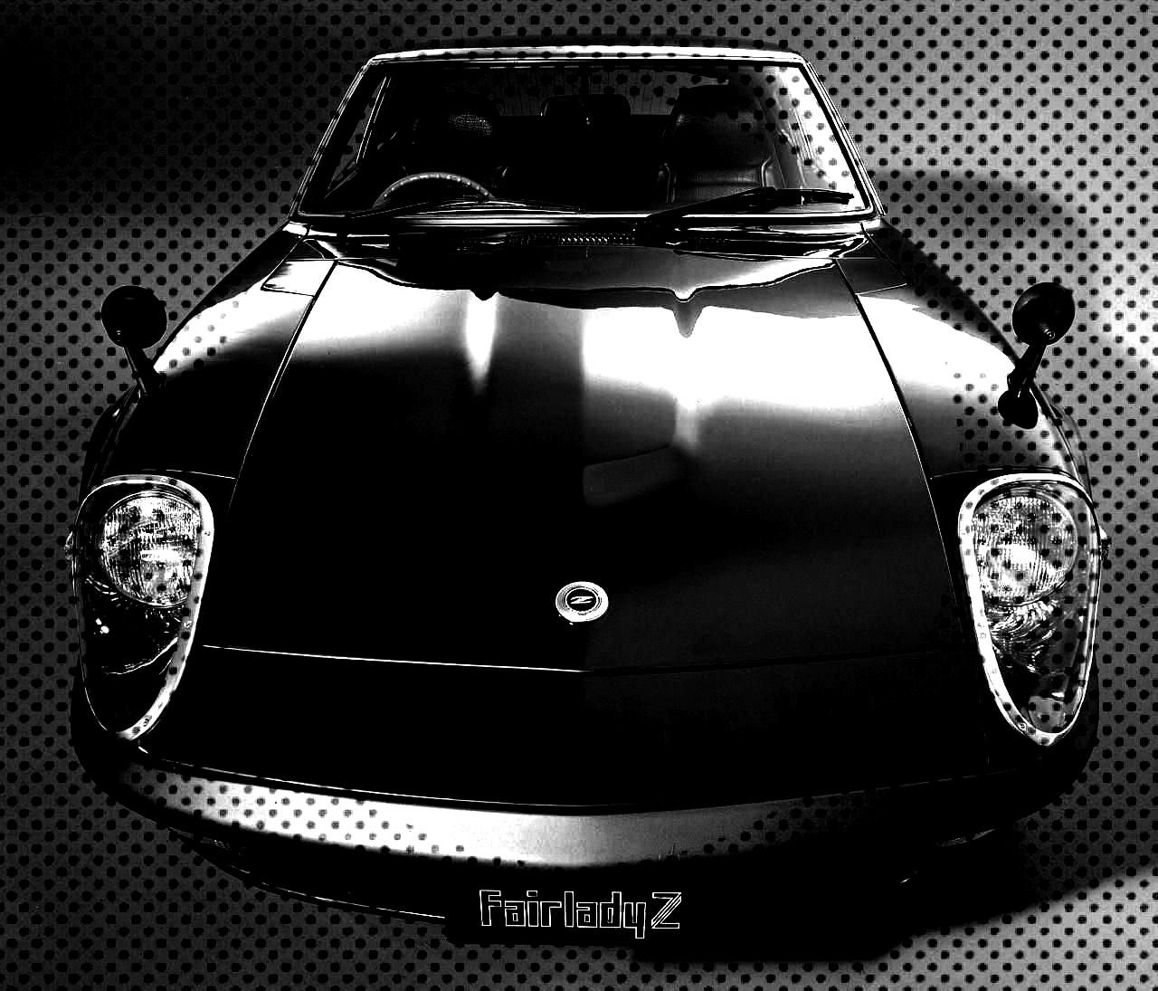 1971. A Japan-only HS30-H Fairlady to homologate the 240Z for Group 4 racing... -NissanFairlady 2