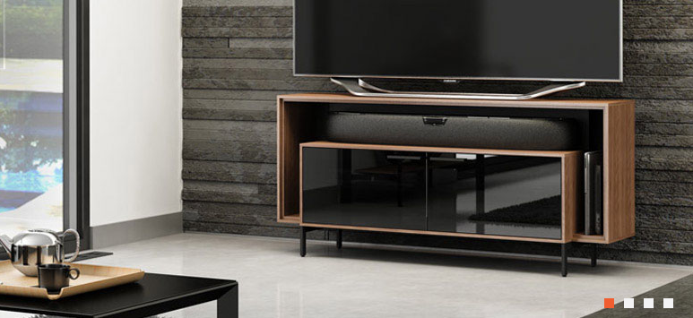 Cavo TV Cabinet For Soundbar By BDI. Available In Low Profile To  Accommodate Larger TVu0027s. For More Information On These Fabulous Products  Visit ...