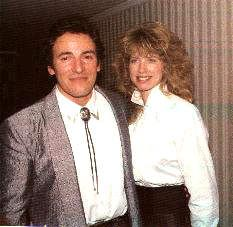 Bruce Springsteen And First Wife Julianne Phillips