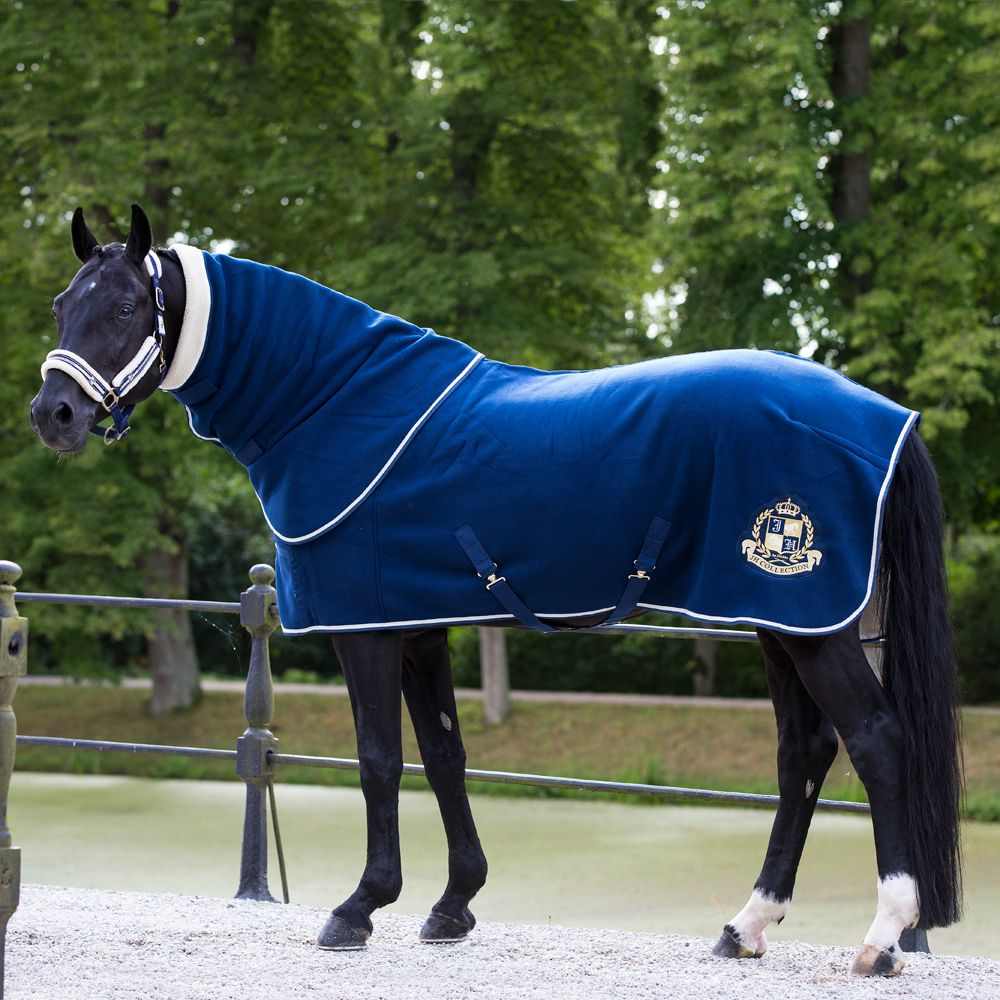 Thick Rug In 230 G Fleece Combined With