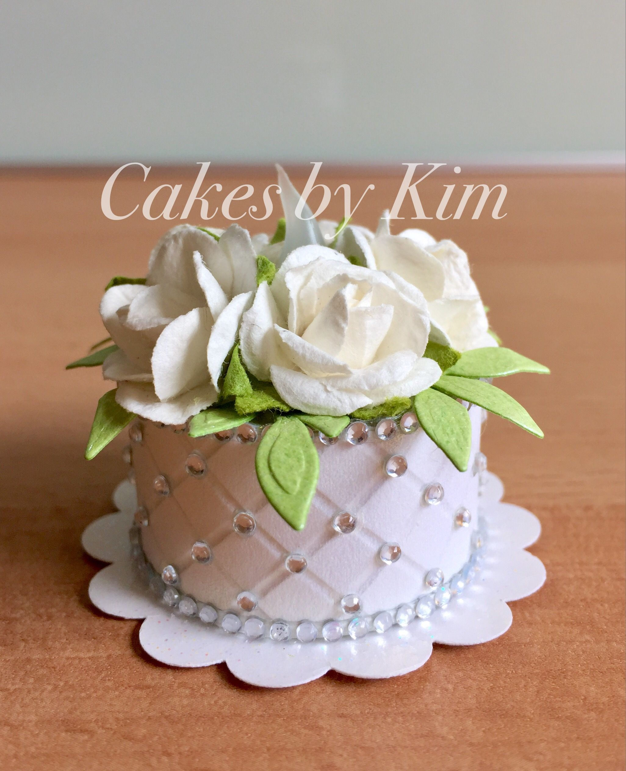 Wedding Tea Light Cake Made By Kim Lanterns Candles