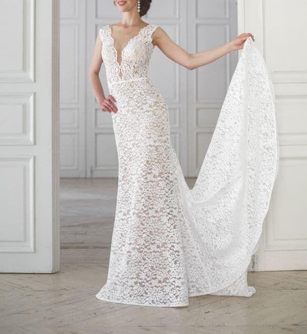 5 Best Petite Wedding Dresses For Short Brides