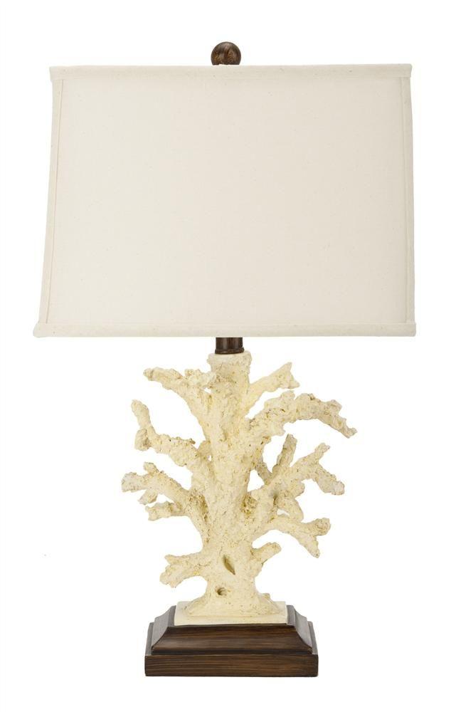 Safavieh Furniture - Coral Table Lamp - Set of 2