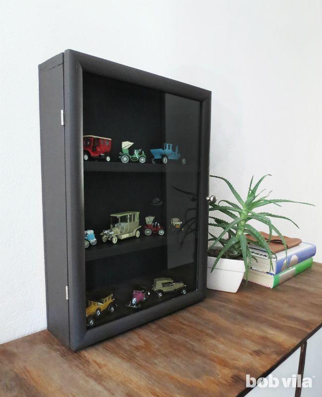 DIY Shadow Box