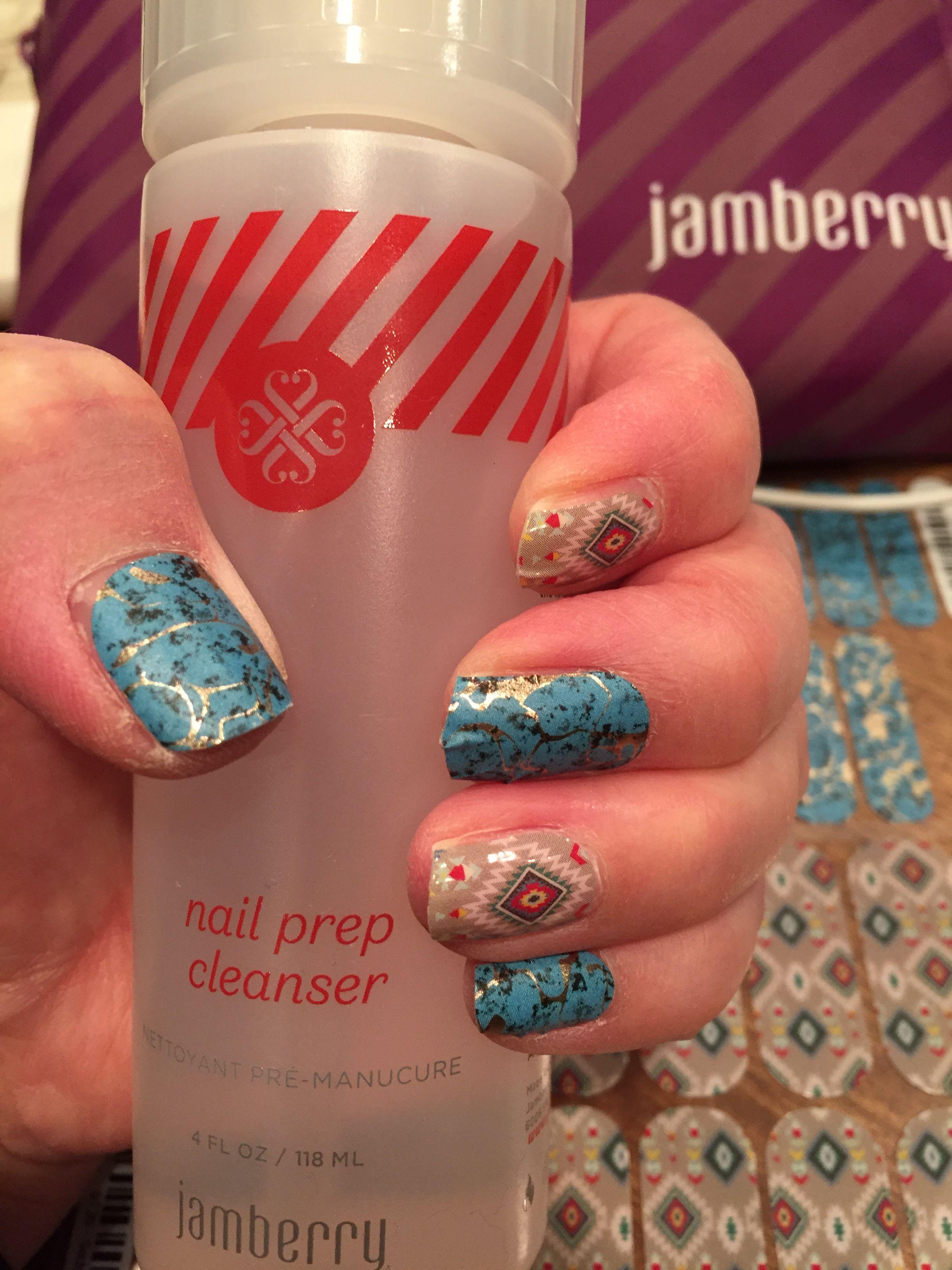 cute cute cute! | Zebra stripe nails, Hair and nails, Nails