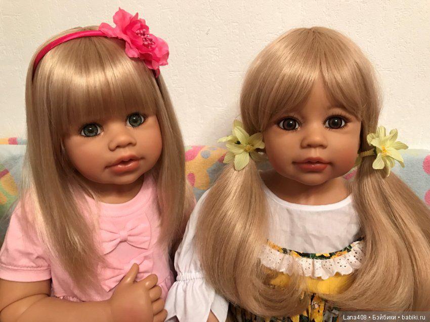 Продам редкую Фиби - блондинку от Моники Левениг / Коллекционные куклы (винил) / Шопик. Продать купить куклу / Бэйбики. Куклы фото. Одежда для кукол