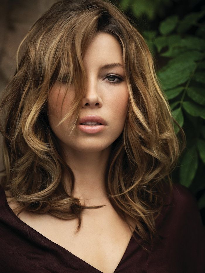 1001 + visions impeccables avec une coupe de cheveux mi long | Coiffure, Coupe de cheveux et ...