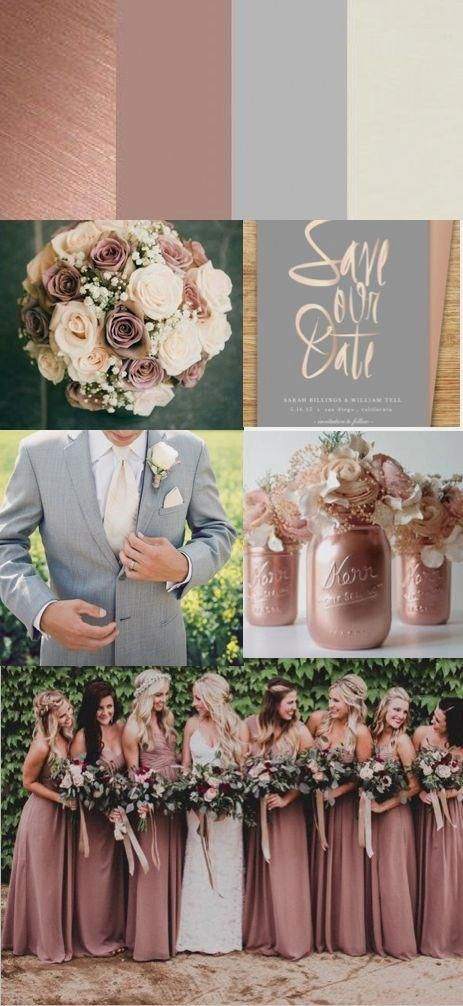 Budget Wedding All Brides Imagine Having The Perfect Wedding But For This They Need The Best Bridal Wear Rose Wedding Wedding Decorations Rose Gold Wedding