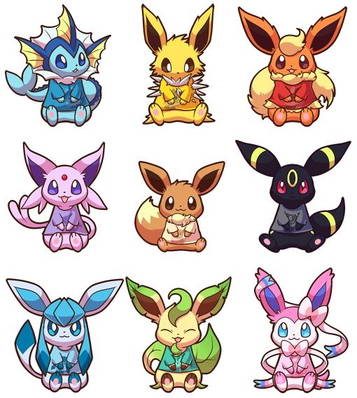 pokemon evoli  pokémon  pinterest  pokemon evoli evoli