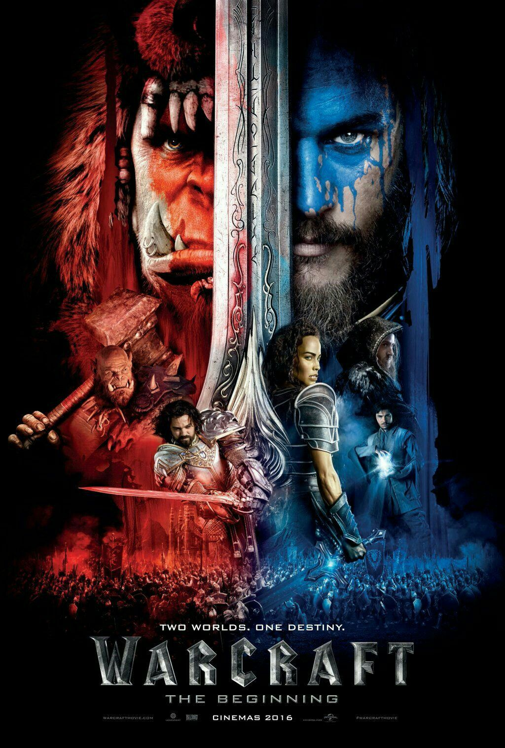 Pin by Mark Montgomery on Movies I Like Warcraft movie