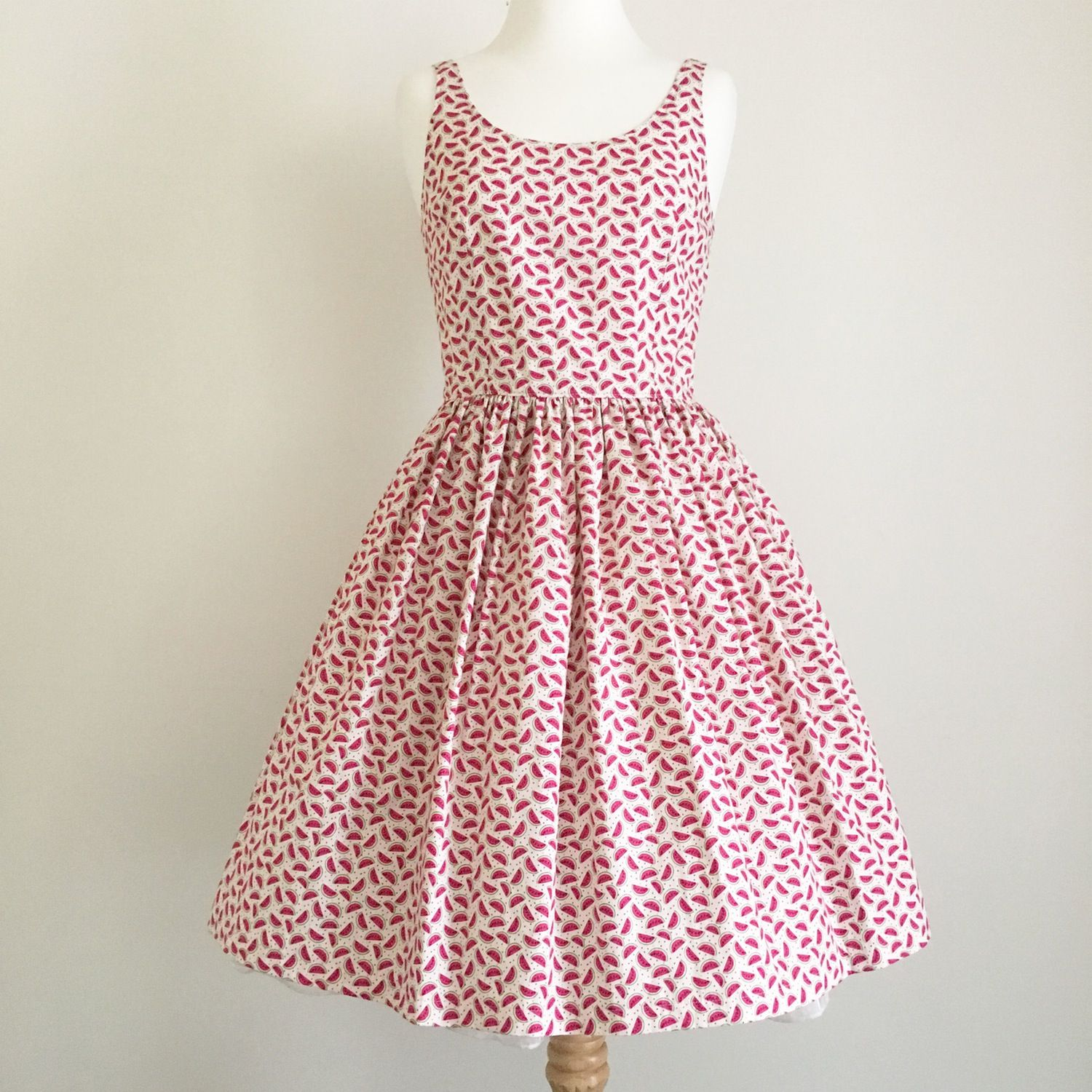 Image of watermelon wednesday dress pretty clothes i wish i could